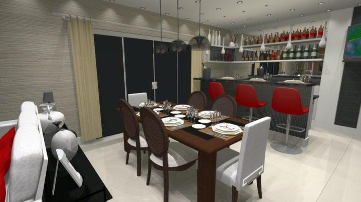 Sala De Jantar Da Rufato ~ Outra novidade na decoração da sala de jantar diz respeito aos