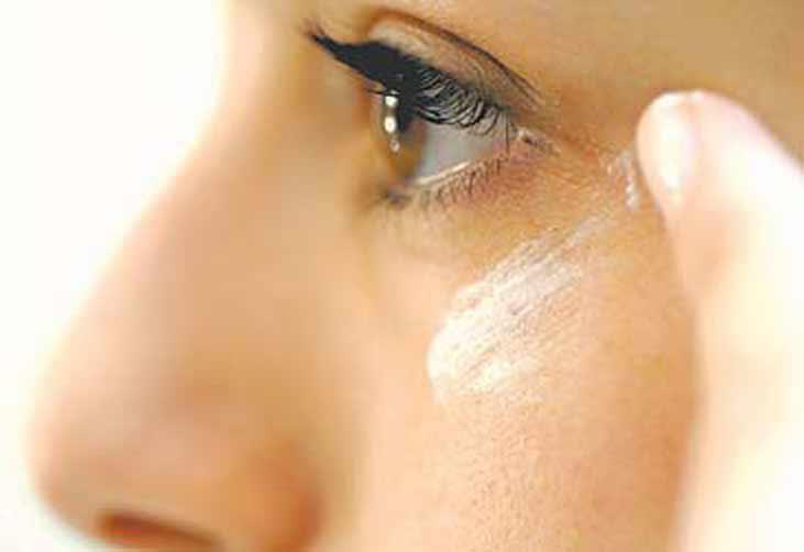 cremes anti-olheiras