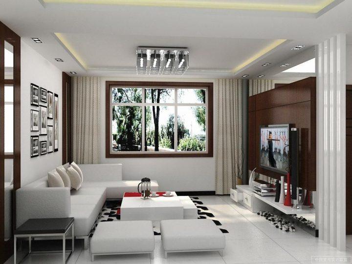 decoração-de-sala-de-estar-pequena