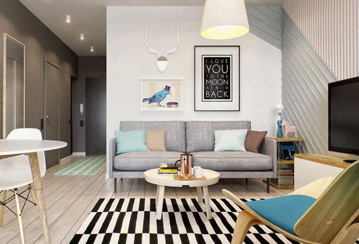 Decora o de apartamento pequeno truques imperd veis for Decoracion de apartamentos pequenos 2016