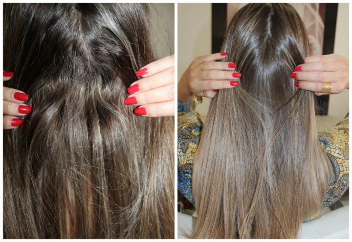 Escova de cabelo na xoxota 8