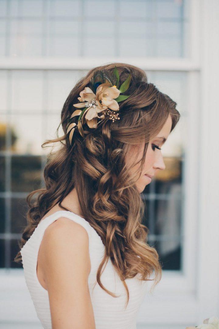 Muitas vezes Penteados para noivas: veja 80 lindas fotos para se inspirar QM06