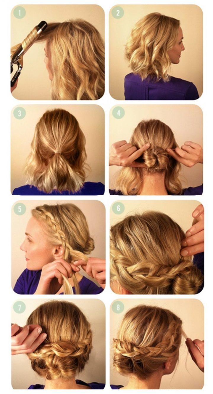 penteado-camponesa