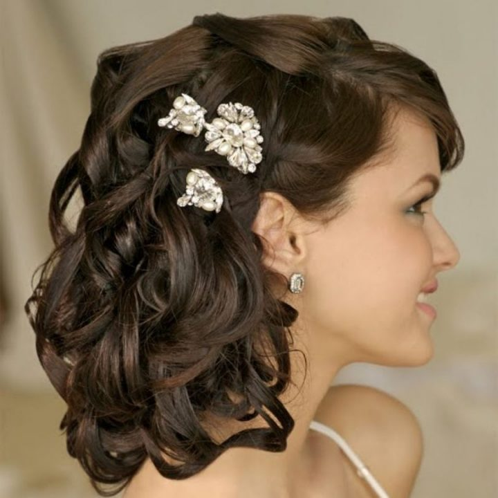 Bridal Hairstyles For Short Length Hair 1024 X 1024 Wedding Hairstyles Popular Black Hairstyles Pictures - Weddinghair.xyz