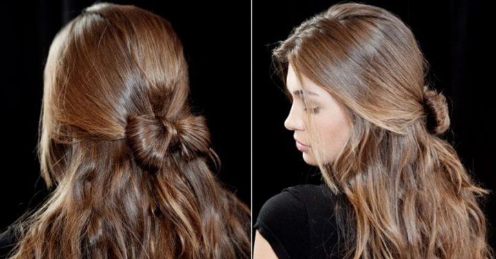 penteado-laco