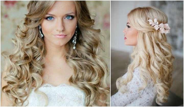 Penteado para noivas: Cabelos longos