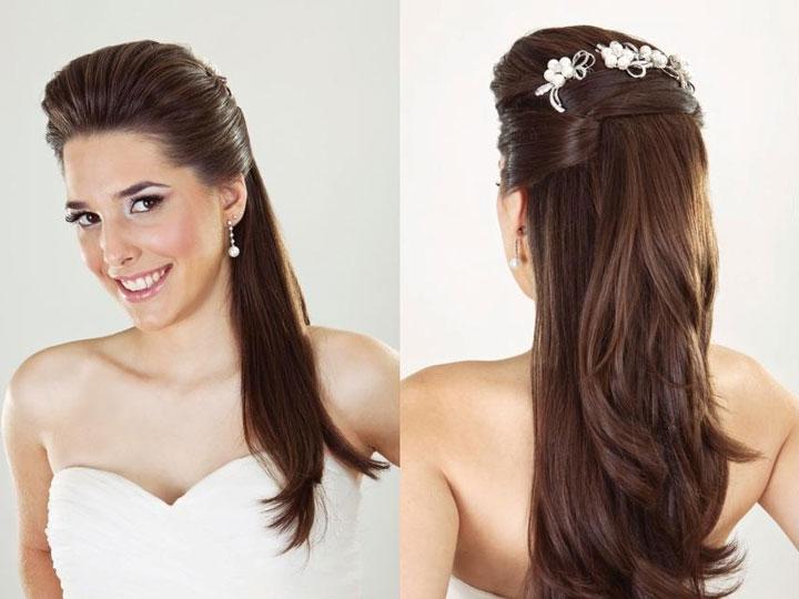 Penteados Para Casamento Noivas Convidadas E Madrinhas