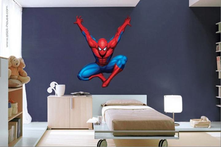 quarto-infantil-masculino-de-super-herois