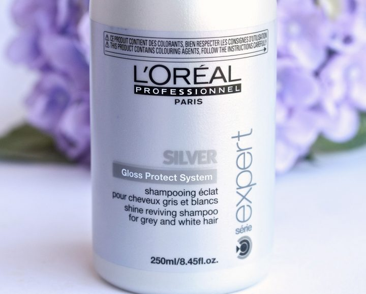 loreal professional silver shampoo