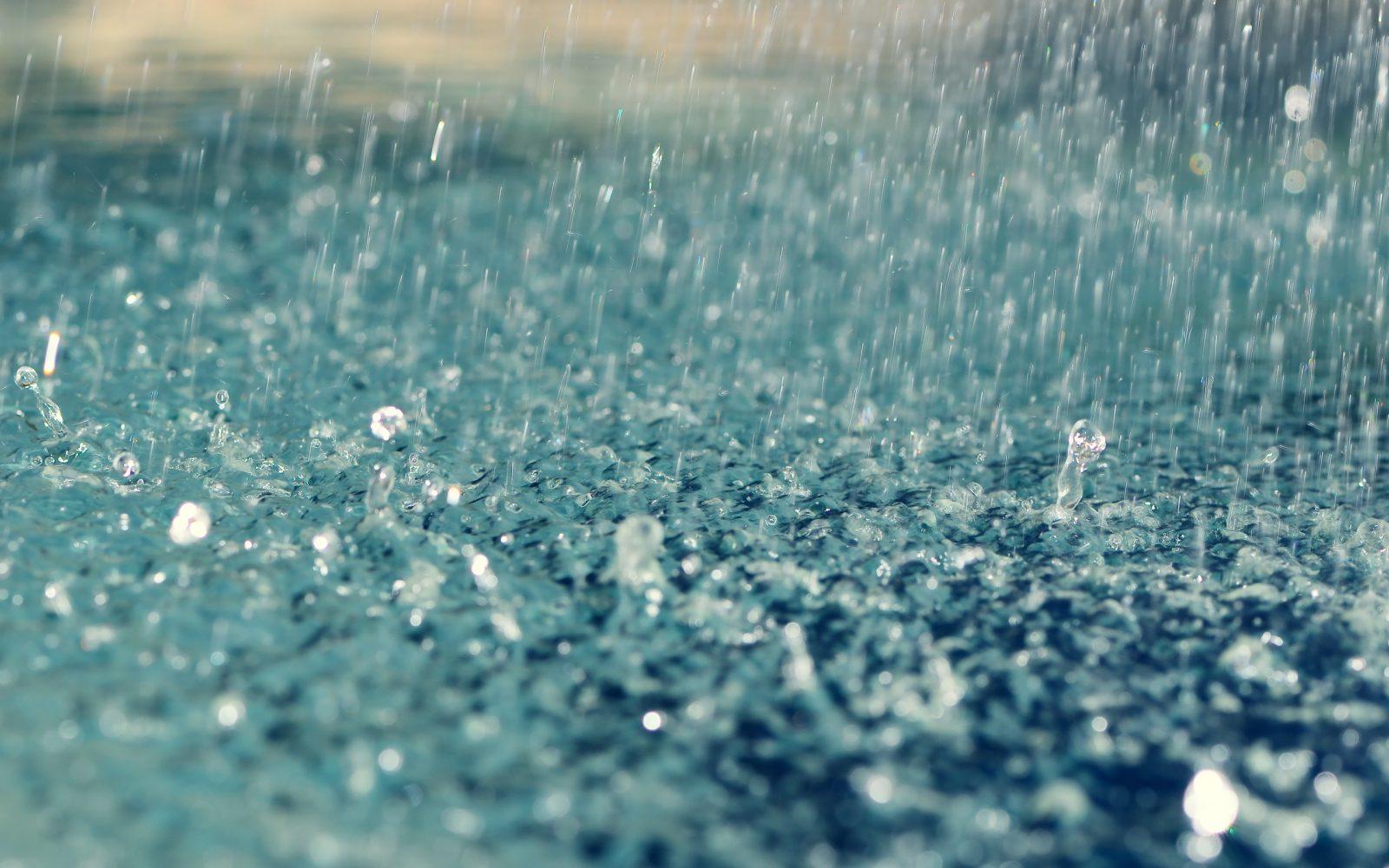 Sonhar com chuva um