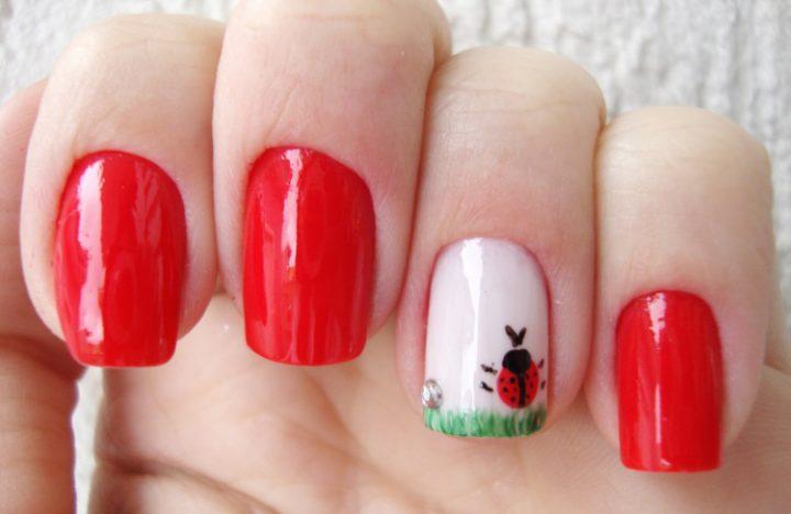 Unhas decoradas passo a passo e fotos para se inspirar -> Decoracao Unhas Vermelhas