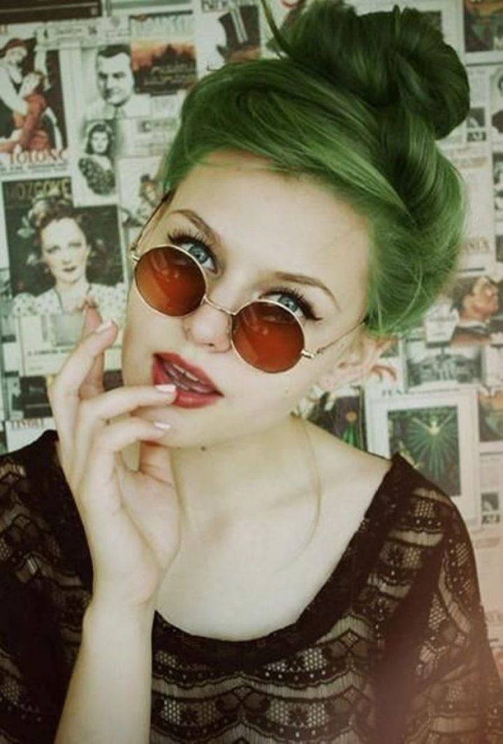 cabelo-colorido-verde