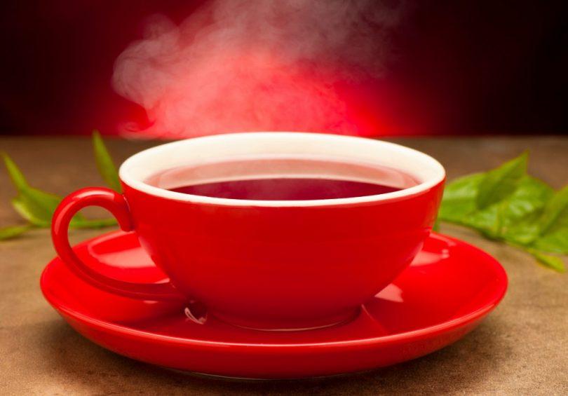 Chá vermelho sóluvel 220g sabor Tangerina Unilife-2