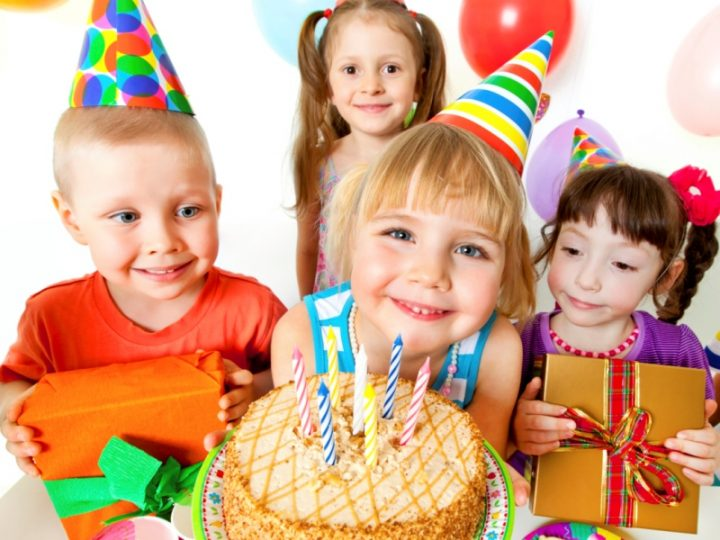 Convites aniversário infantil