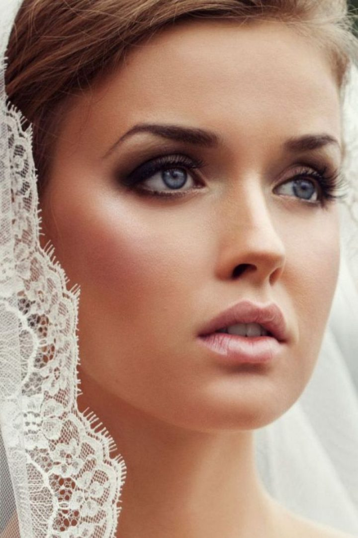 maquiagem para noivas confira lindas dicas para o grande dia. Black Bedroom Furniture Sets. Home Design Ideas