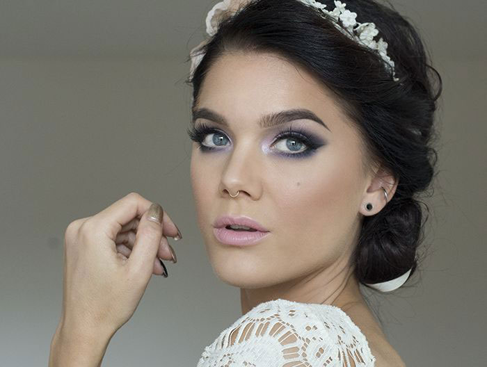 Fabuloso Maquiagem para noivas: confira lindas dicas para o grande dia DZ31
