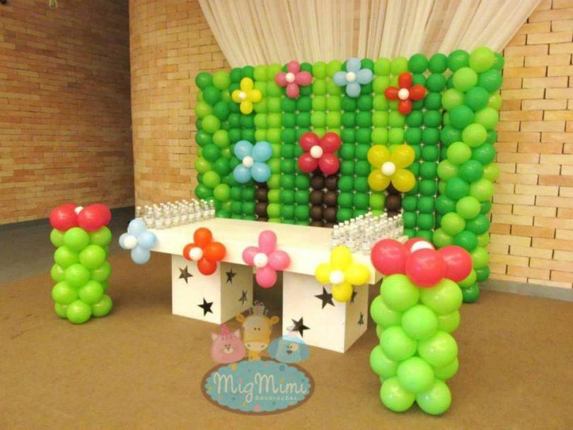 Painel De Balões Veja Aqui Como Deixar Sua Festa Incrível