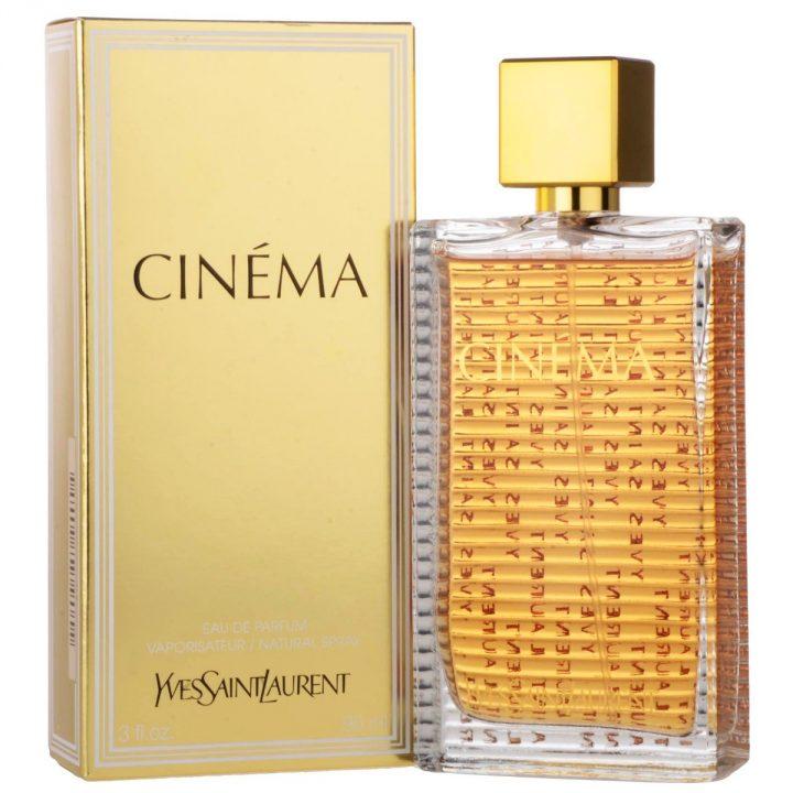 Melhores perfumes femininos: cinema