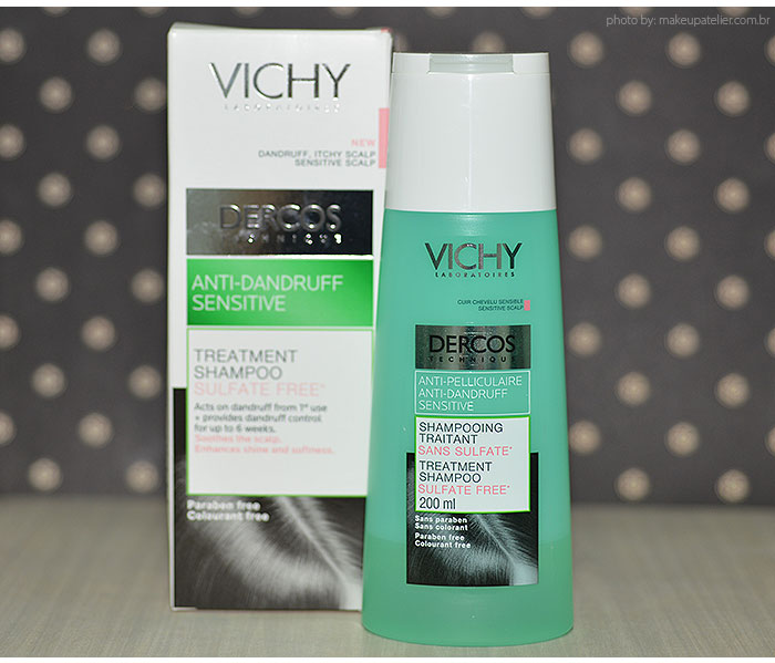 shampoos anticaspa vichy