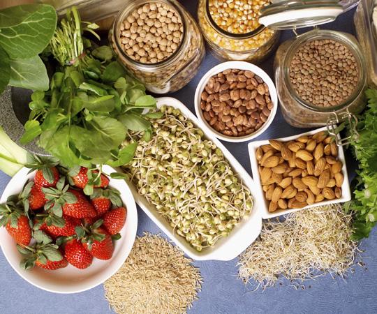 Confira lista de alimentos ricos em fibras para incluir na sua dieta tudo ela - Alimentos que tienen fibra ...
