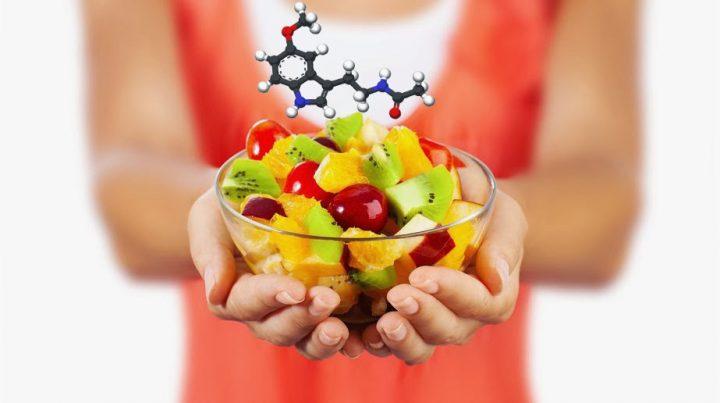 Alimentos com melatonina