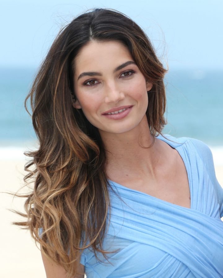 SANTA MONICA, CA - MAY 14: Model Lily Aldridge attends Victoria's Secret Eight Annual What Is Sexy? 2013 Pink Carpet Party at Shutters On The Beach on May 14, 2013 in Santa Monica, California. (Photo by Frederick M. Brown/Getty Images)