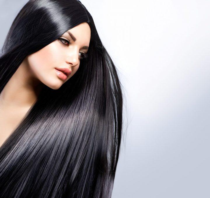 banho-de-brilho-cabelo-preto