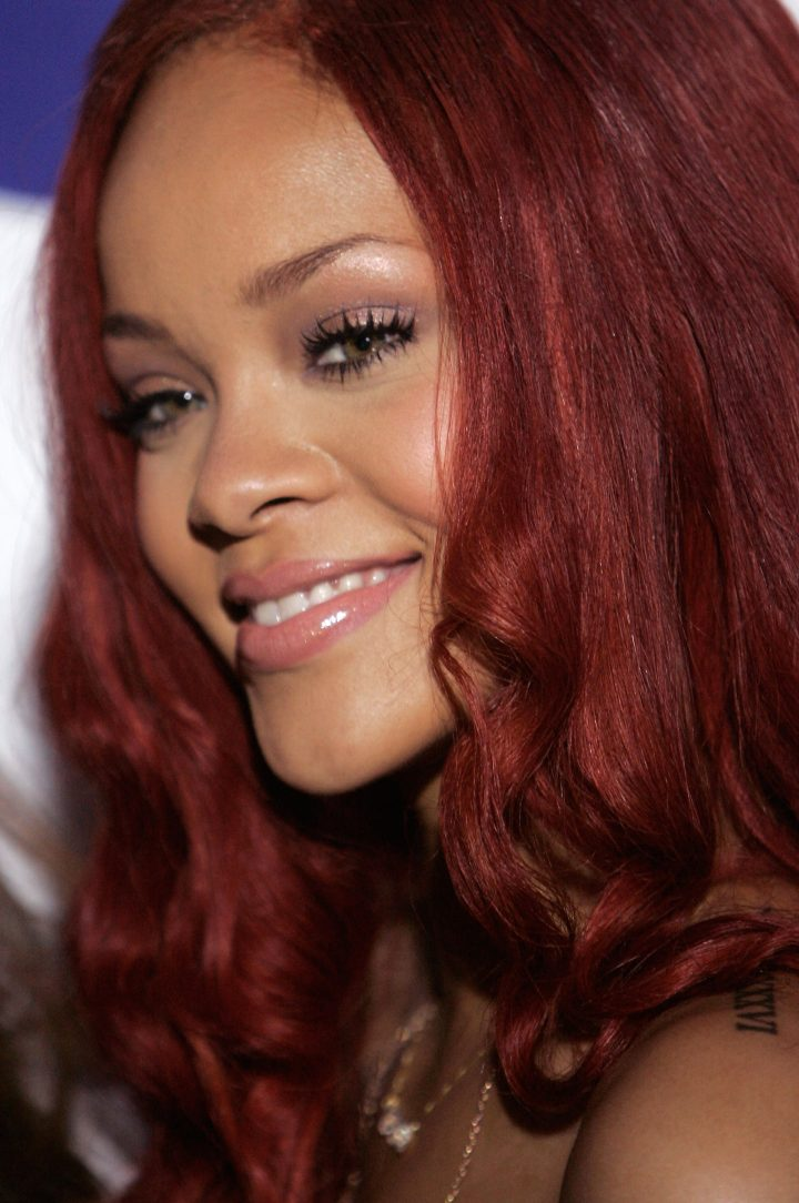 PARIS, FRANCE - MAY 06: Rihanna attends the 'Nivea And Rihanna Celebrating 100 Years Of Skincare' photocall at Grand Hotel Intercontinental on May 6, 2011 in Paris, France. (Photo by Franck Prevel/Getty Images)