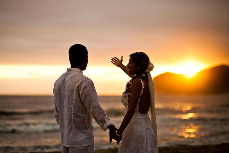 Muitas vezes Casamento na Praia: o que fazer para ele ser perfeito - Tudo Ela UJ78