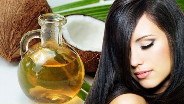 Resultado de imagem para hidratação para cabelos com oleo de coco