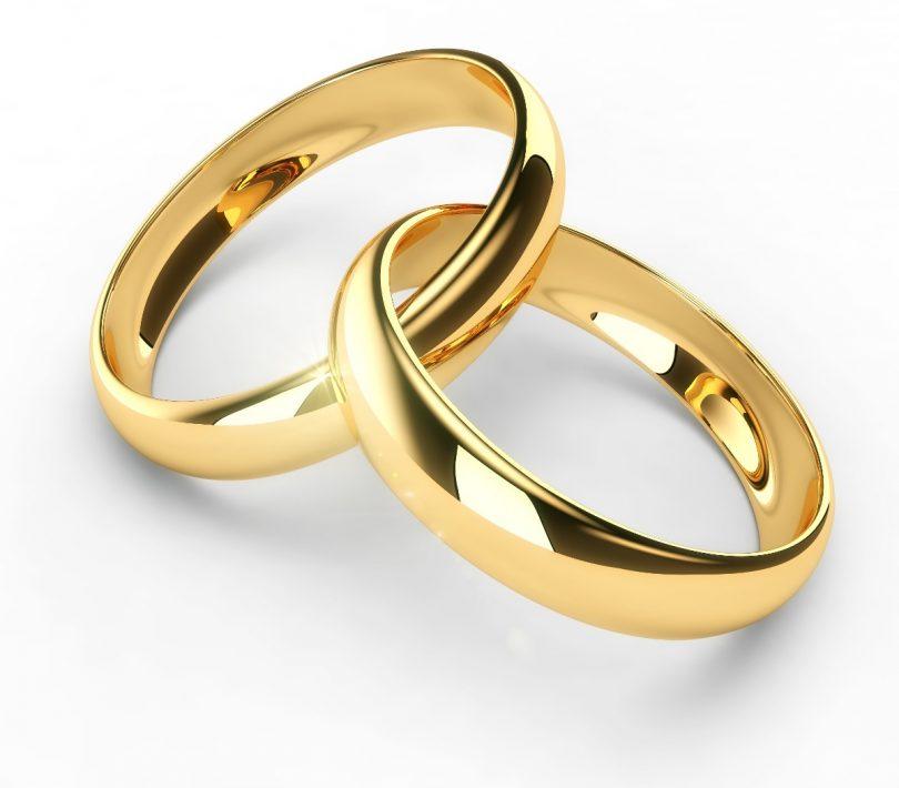 Alianças de Casamento  conheça sua história e significados - Tudo Ela 4f53502605