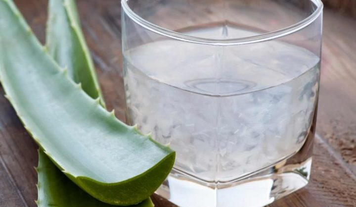 Suco de Aloe Vera