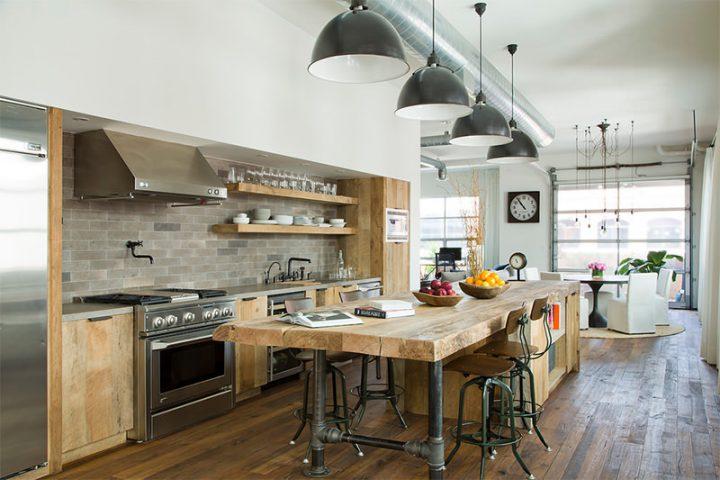 2-cozinha-estilo-industrial-ilha-madeira