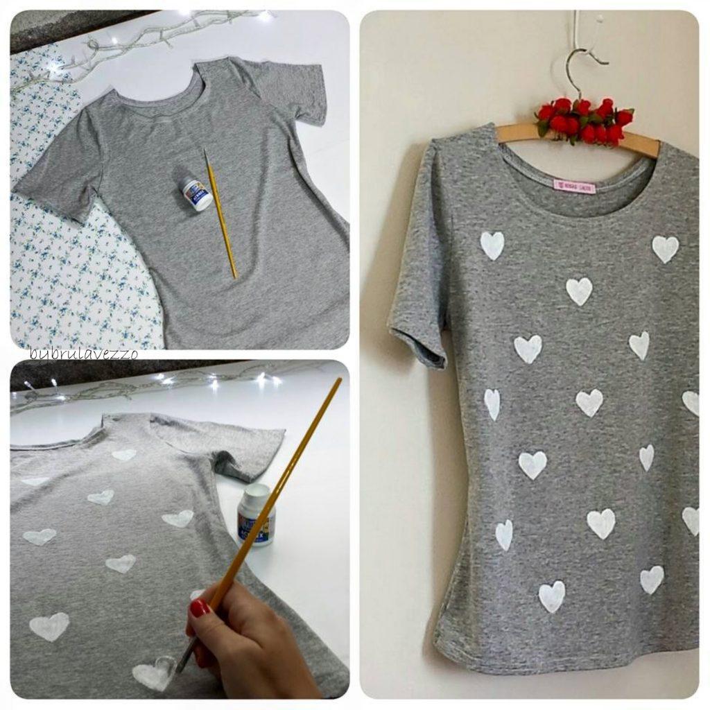 b28e4499a Conheça 6 ideias e dicas para customizar camisetas e renovar seu ...