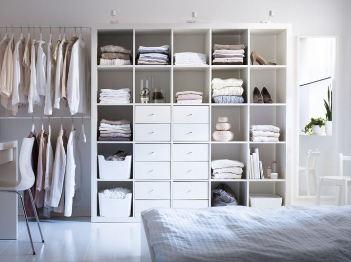 closet pequeno dicas ideias e fotos para montar o seu. Black Bedroom Furniture Sets. Home Design Ideas