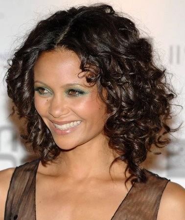 Thandie Newton The 10th Anniversary Party of The Lavender Trust at Breast Cancer Care held at the Claridge's, Mayfair London, England - 1.05.08 Credit: (Mandatory): WENN