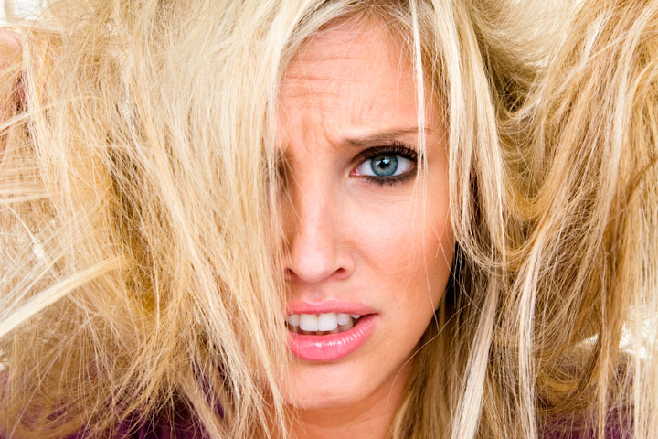 Bad hair day dicas