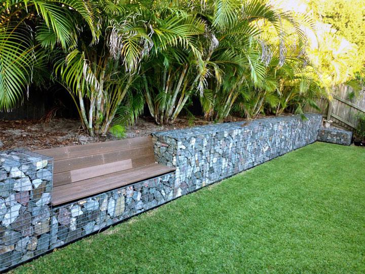 Extremamente Jardins com pedras decorativas: Passo a passo e dicas - Tudo Ela YP01