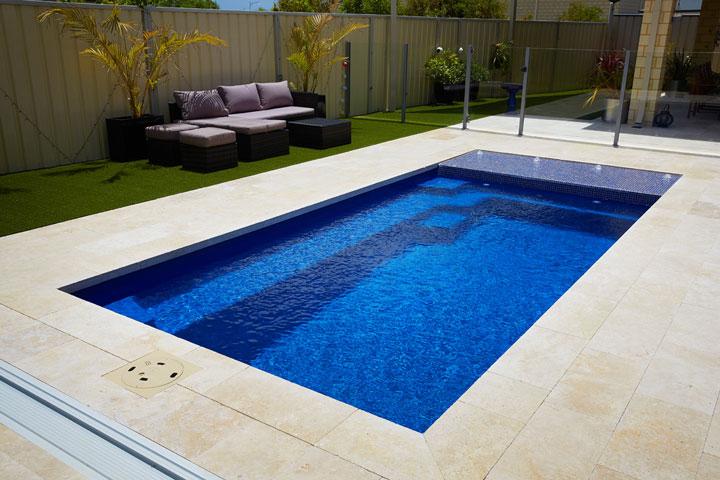 Piscinas pequenas tipos vantagens e dicas tudo ela for Fotos piscinas pequenas