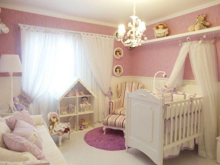 quarto-de-bebe-menina-rosa-branco
