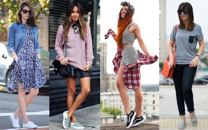 Calças, shorts e saias