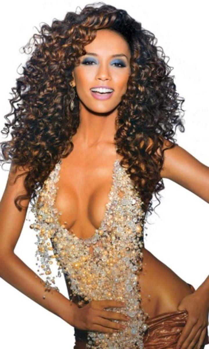As mulheres mais bonita do mundo pelada