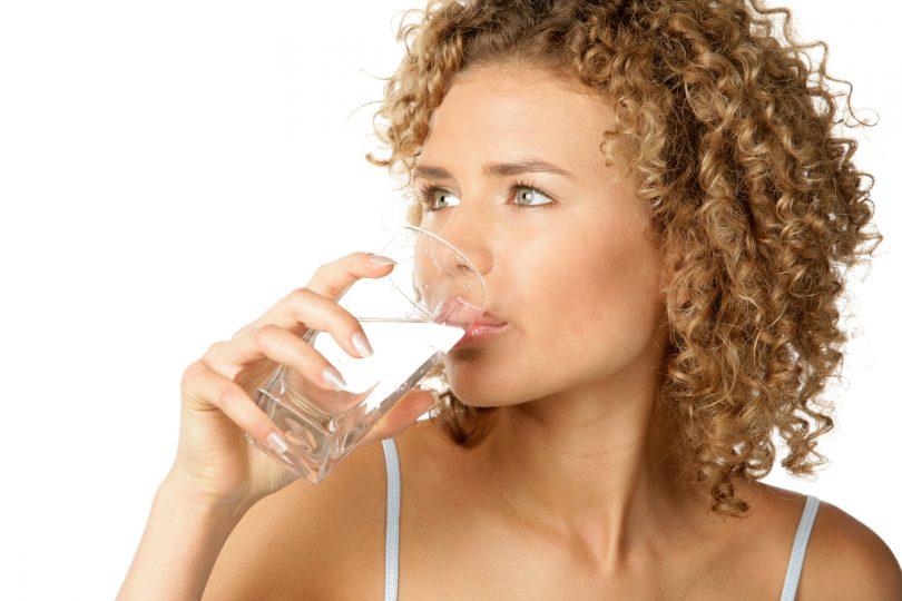 Tomar 2 litros de água por dia