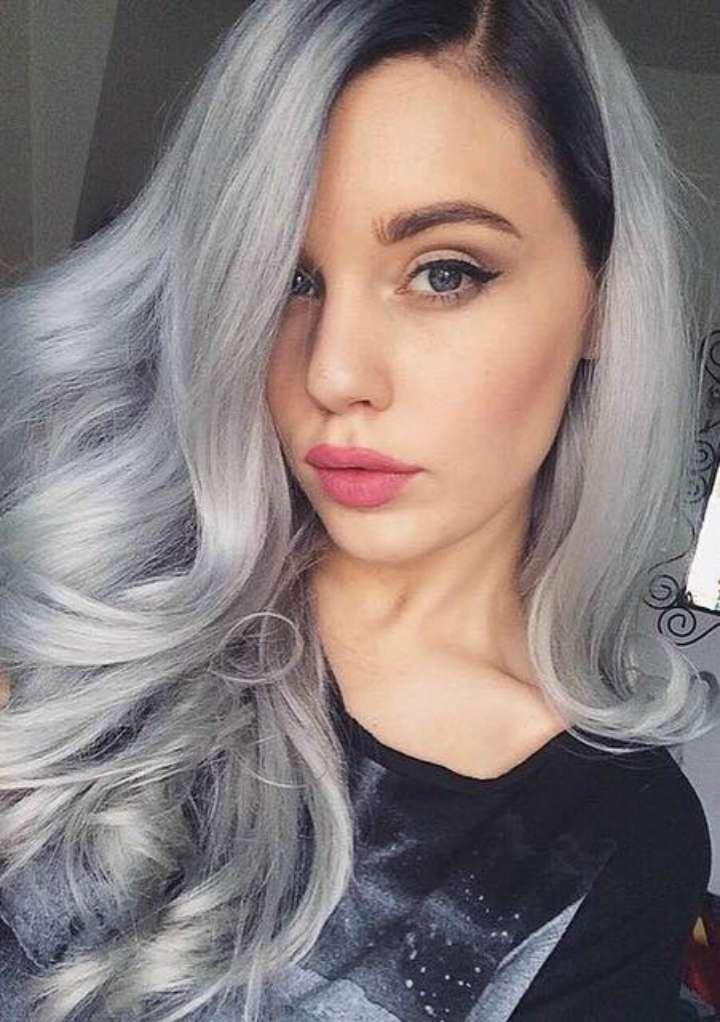 Granny Hair: Aprenda A Fazer O Cabelo Cinza Da Moda