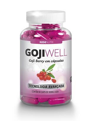 Goji Well frasco
