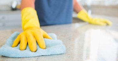 Panos de limpeza