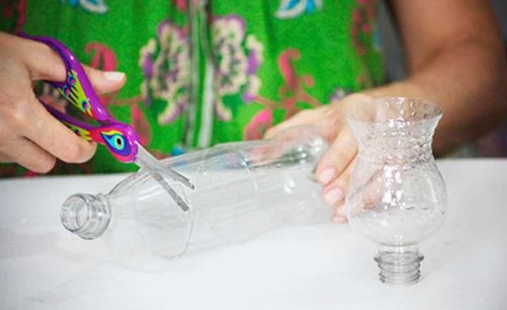 Lembrancinhas de Páscoa feitas com garrafa PET 011
