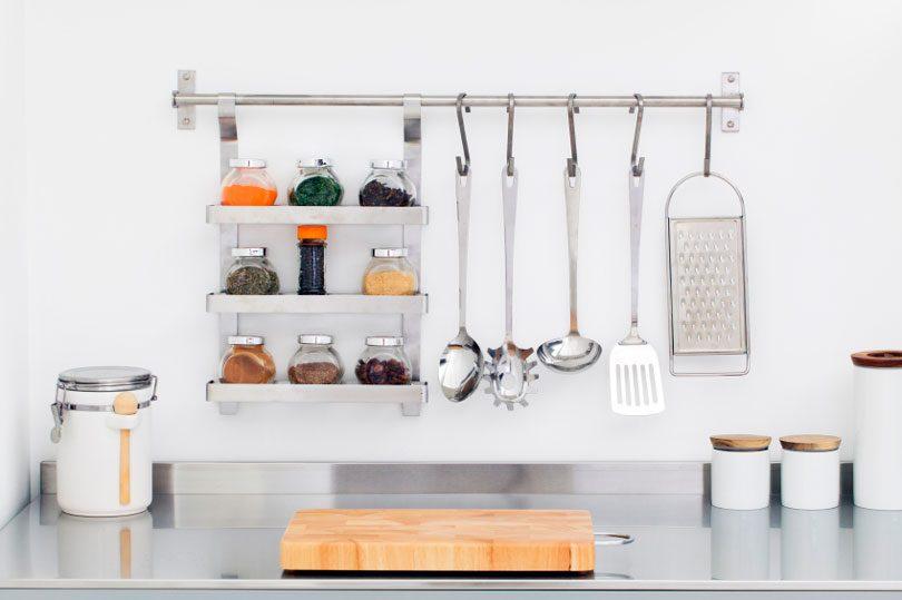 Resultado de imagem para como manter a cozinha organizada