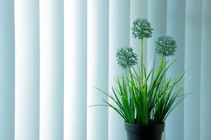 Decoração plantas artificiais