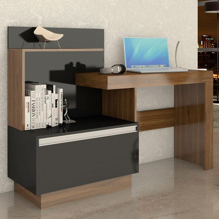 Escolher escrivaninha de madeira